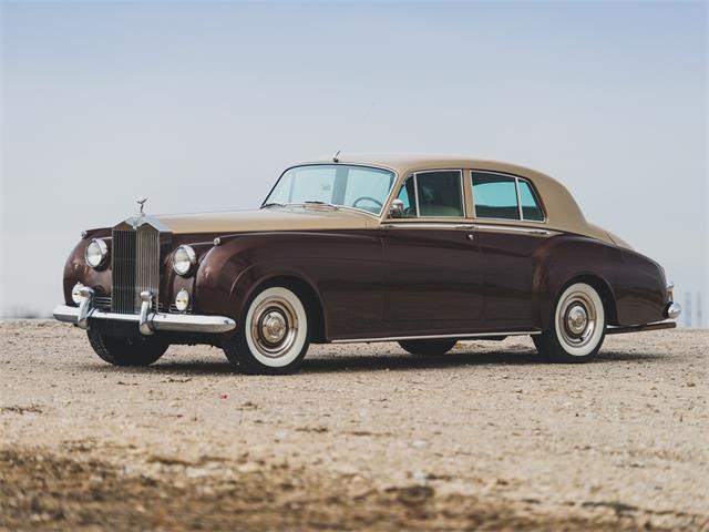 1959 Rolls-Royce Silver Cloud I Saloon