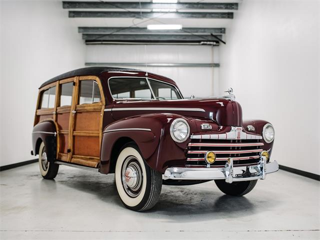 Picture of '46 Super DeLuxe Station Wagon - P6TW