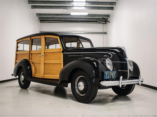 Picture of '39 Station Wagon - P6TX