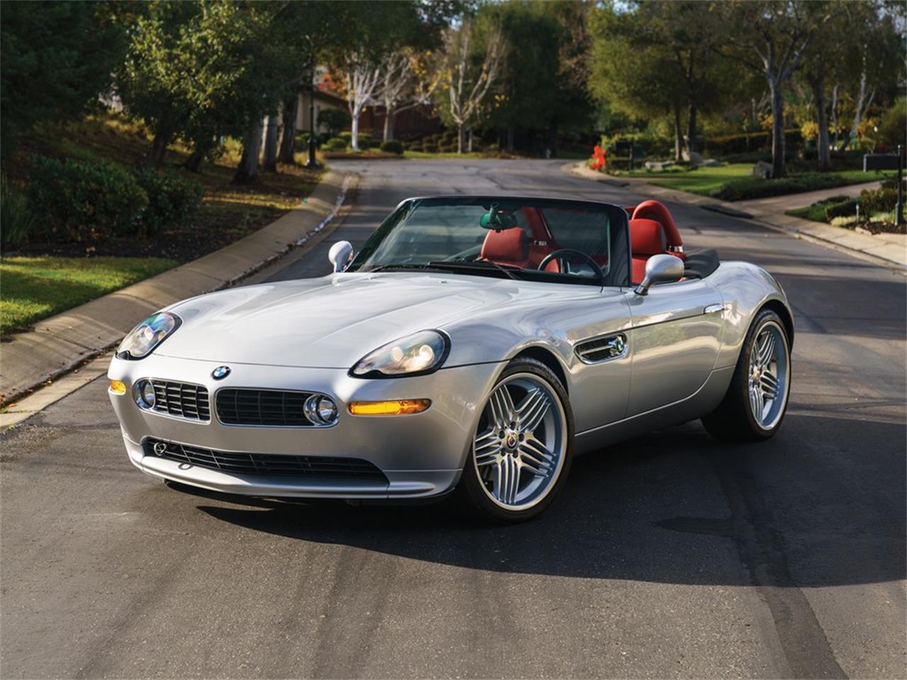2003 Bmw Alpina Roadster V8 For Sale Classiccars Com Cc 1175255