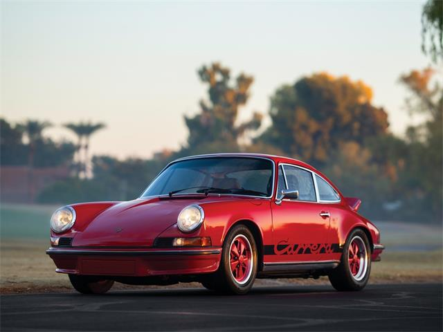 Picture of '73 911 Carrera RS 2.7 Touring - P6U2