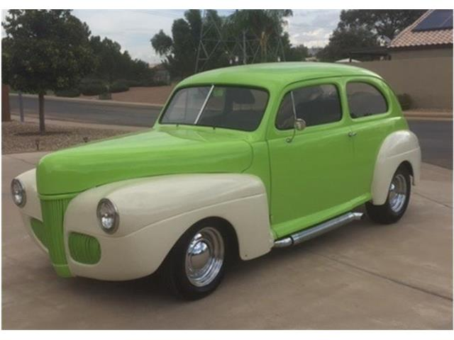 Picture of Classic '41 Sedan - $29,900.00 Offered by a Private Seller - P6UI