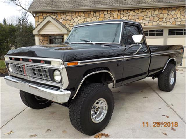 Picture of '76 F150 - P6UU
