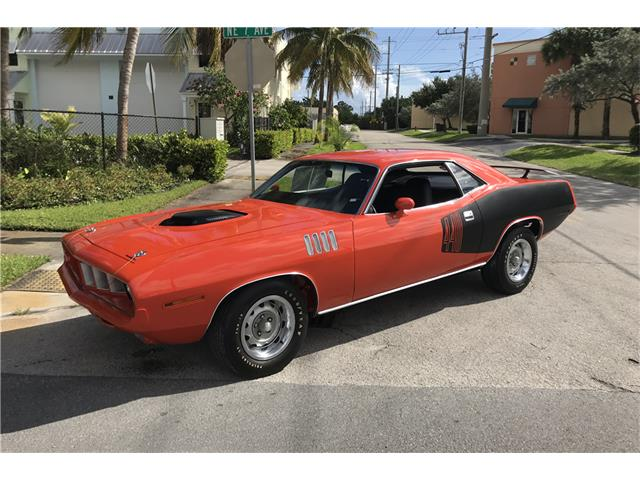Classic Plymouth Cuda For Sale On ClassicCars
