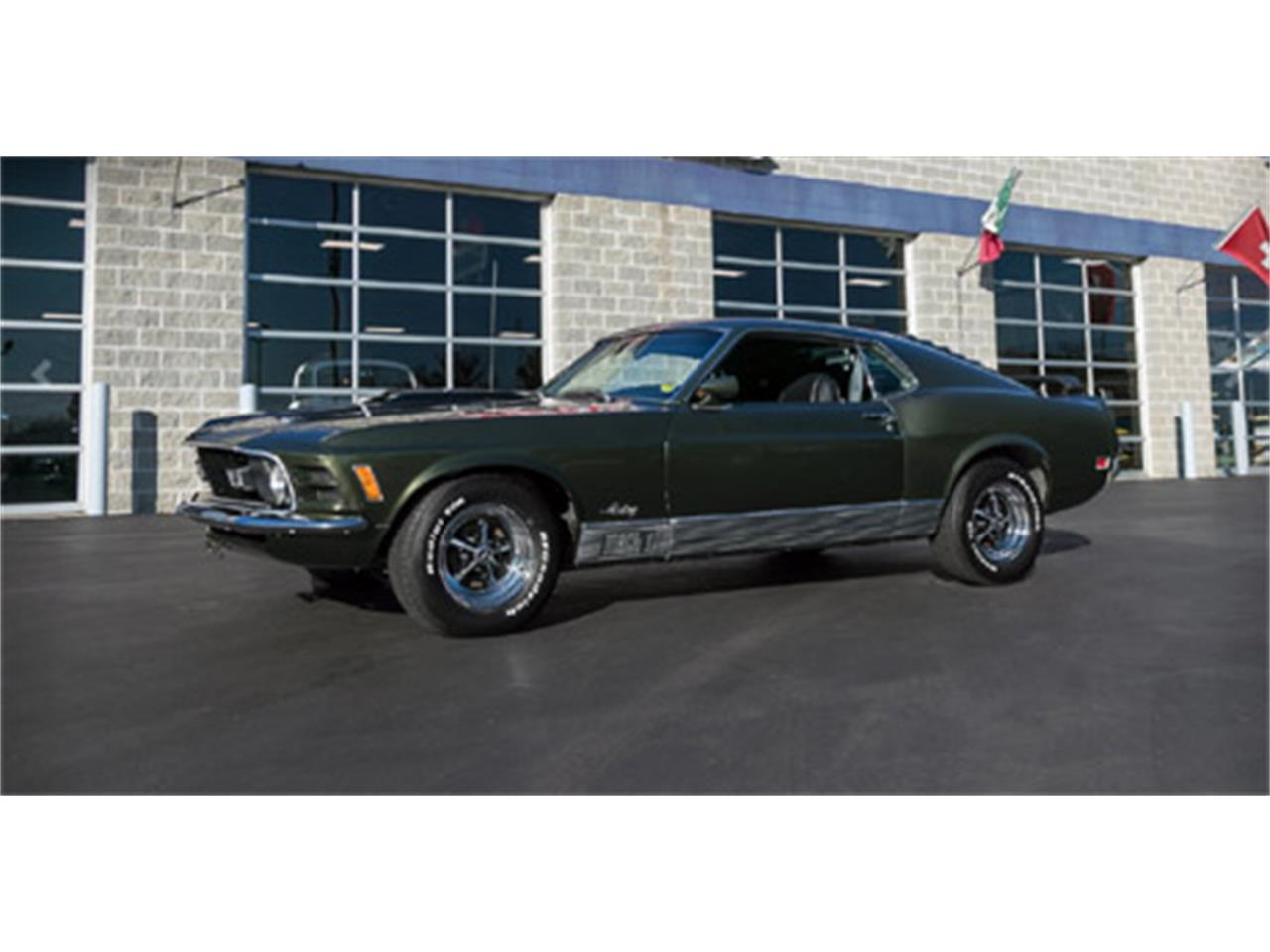 Large Picture of '70 Mustang Mach 1 - P6WN