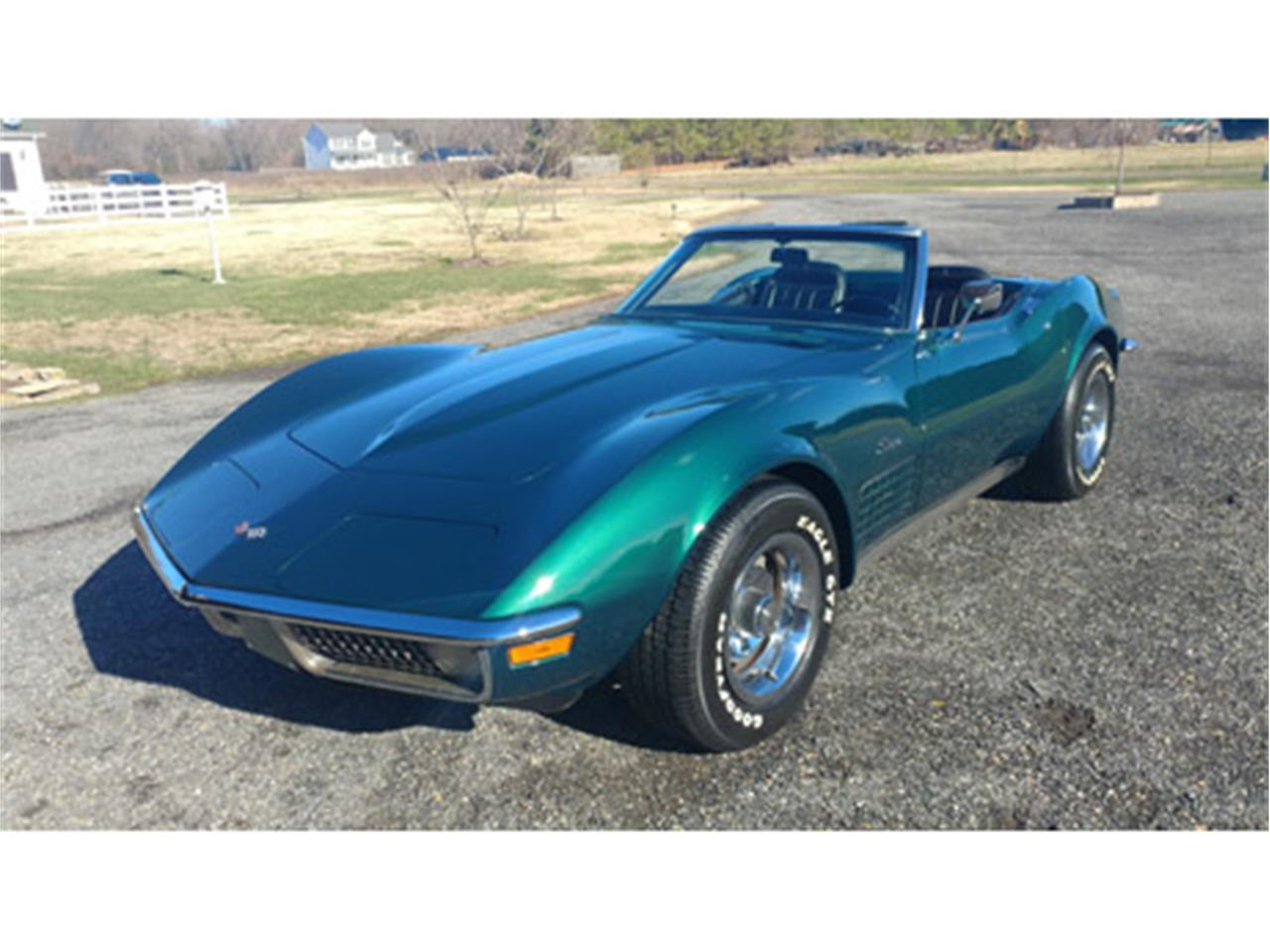Large Picture of '71 Corvette - P6XY