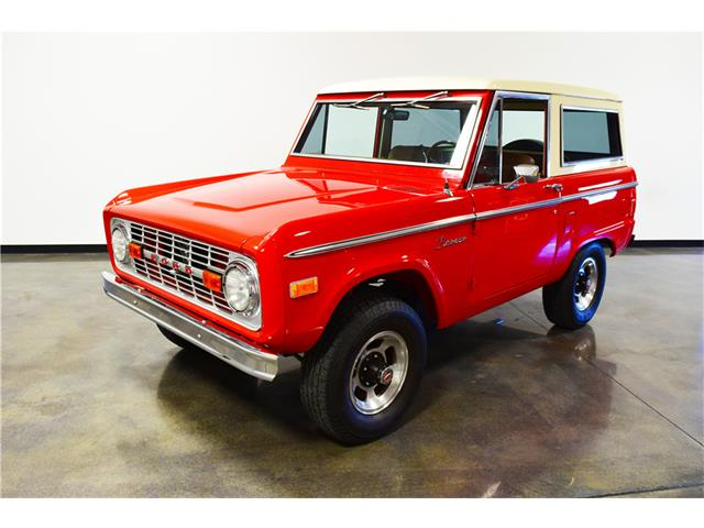 Picture of 1977 Ford Bronco Auction Vehicle Offered by  - P2TI