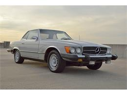 Picture of 1974 Mercedes-Benz 450SL located in Atlantic City New Jersey Auction Vehicle Offered by GPK Auctions - P6Y1