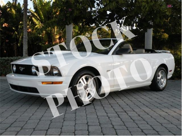 Picture of '07 Mustang GT - P6Y5