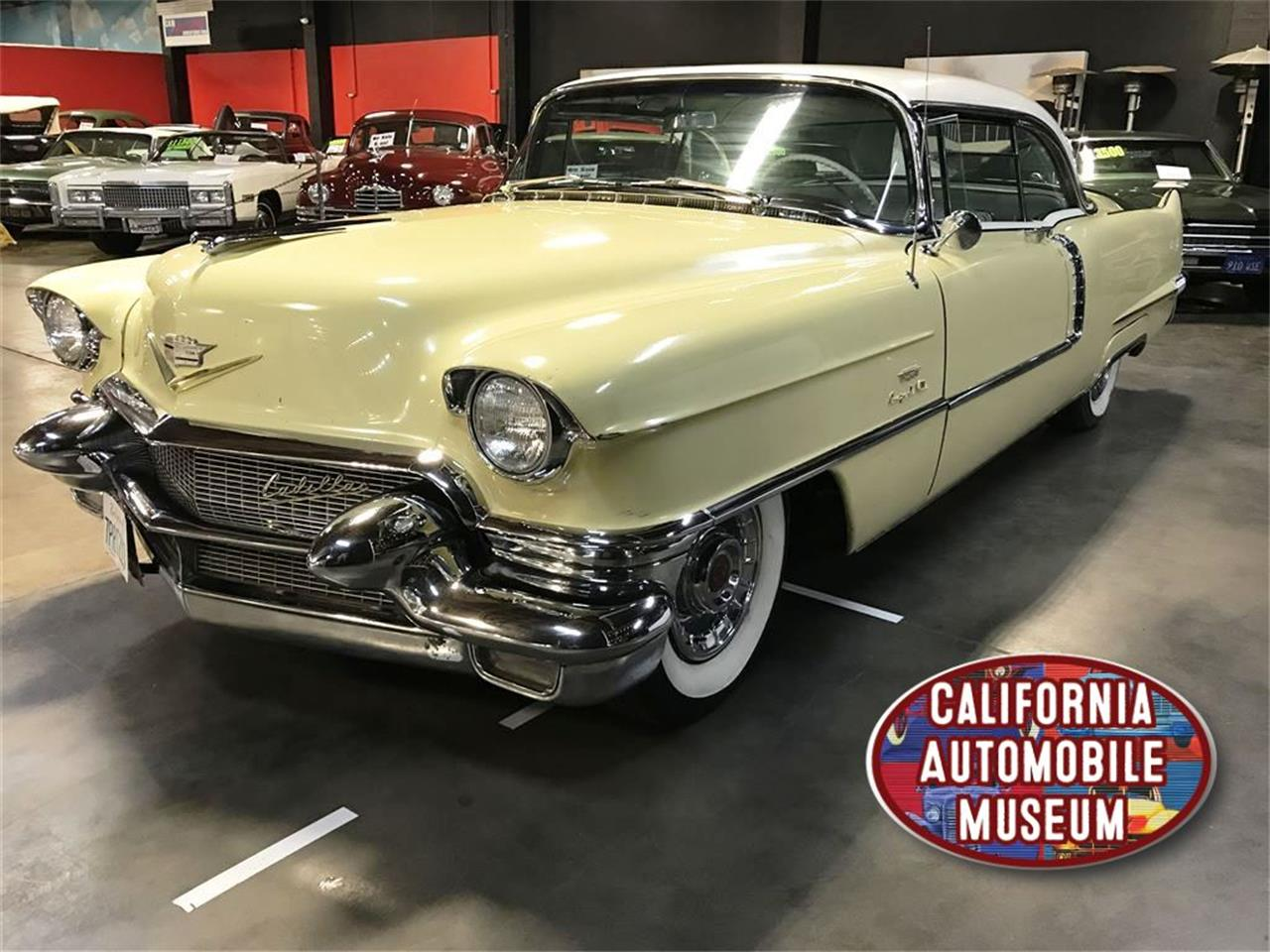 Large Picture of Classic '56 Coupe DeVille - $19,995.00 Offered by California Automobile Museum - P6ZO