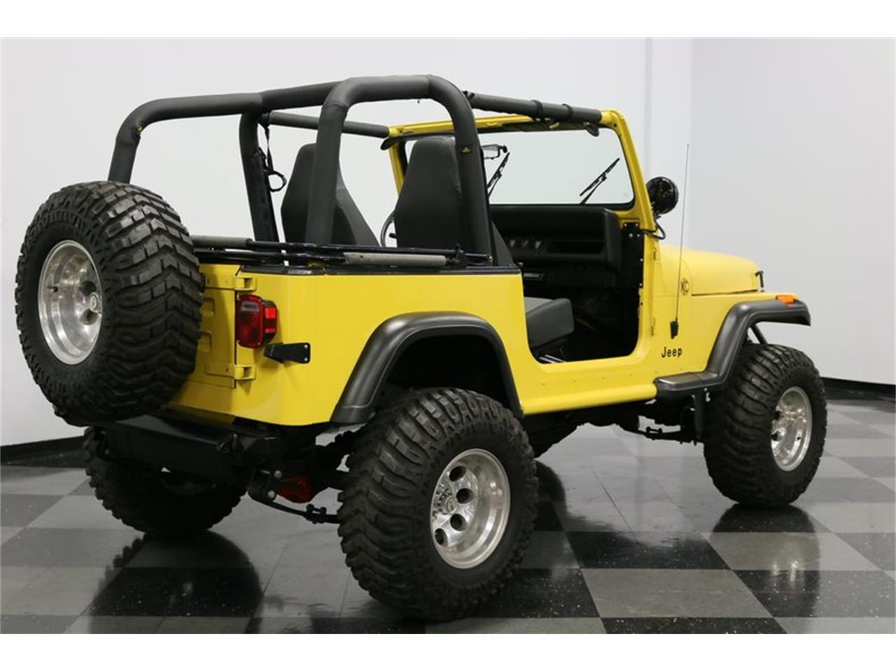 Large Picture of 1993 Wrangler Offered by Streetside Classics - Dallas / Fort Worth - P701