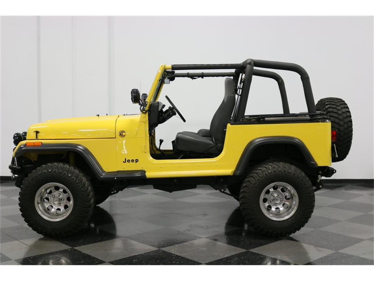 Large Picture of '93 Wrangler - P701