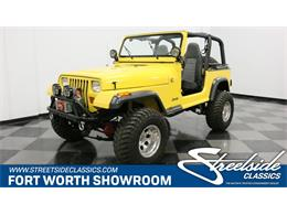 Picture of 1993 Jeep Wrangler located in Texas - $21,995.00 Offered by Streetside Classics - Dallas / Fort Worth - P701