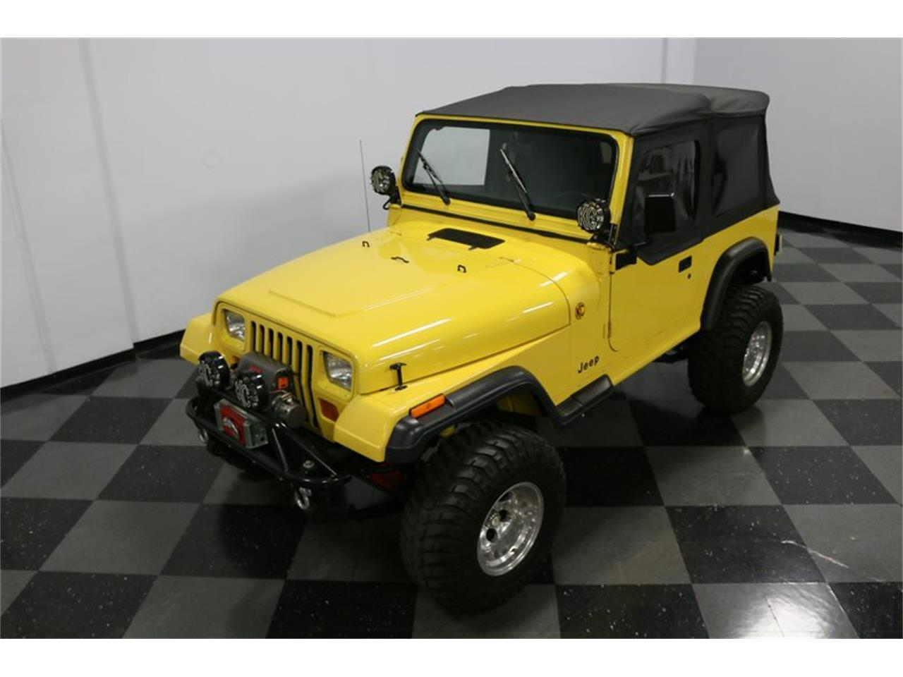 Large Picture of 1993 Jeep Wrangler located in Ft Worth Texas - P701