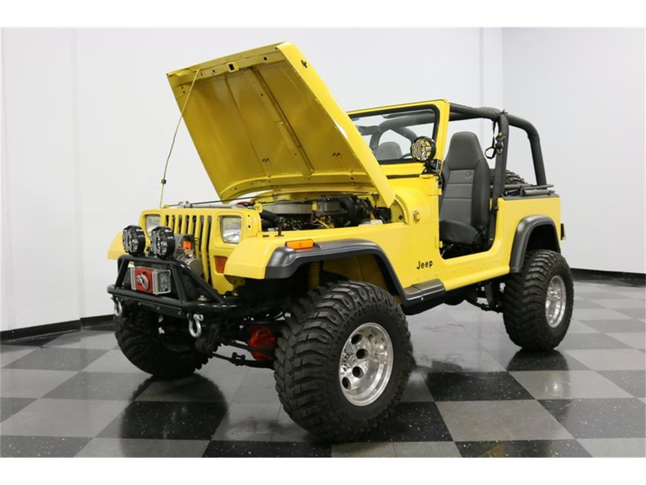 Large Picture of 1993 Jeep Wrangler Offered by Streetside Classics - Dallas / Fort Worth - P701