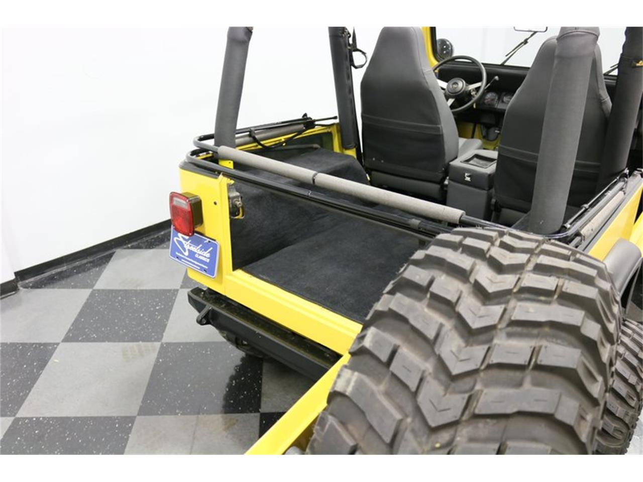 Large Picture of 1993 Jeep Wrangler - $25,995.00 Offered by Streetside Classics - Dallas / Fort Worth - P701