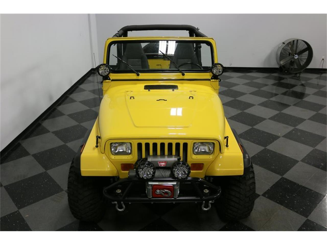 Large Picture of 1993 Wrangler - $21,995.00 Offered by Streetside Classics - Dallas / Fort Worth - P701