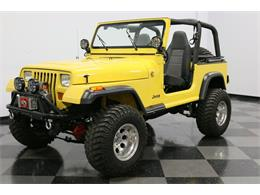 Picture of '93 Wrangler located in Ft Worth Texas - $21,995.00 Offered by Streetside Classics - Dallas / Fort Worth - P701