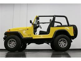 Picture of 1993 Wrangler located in Ft Worth Texas - P701