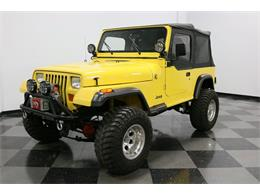 Picture of 1993 Wrangler located in Ft Worth Texas - $25,995.00 - P701
