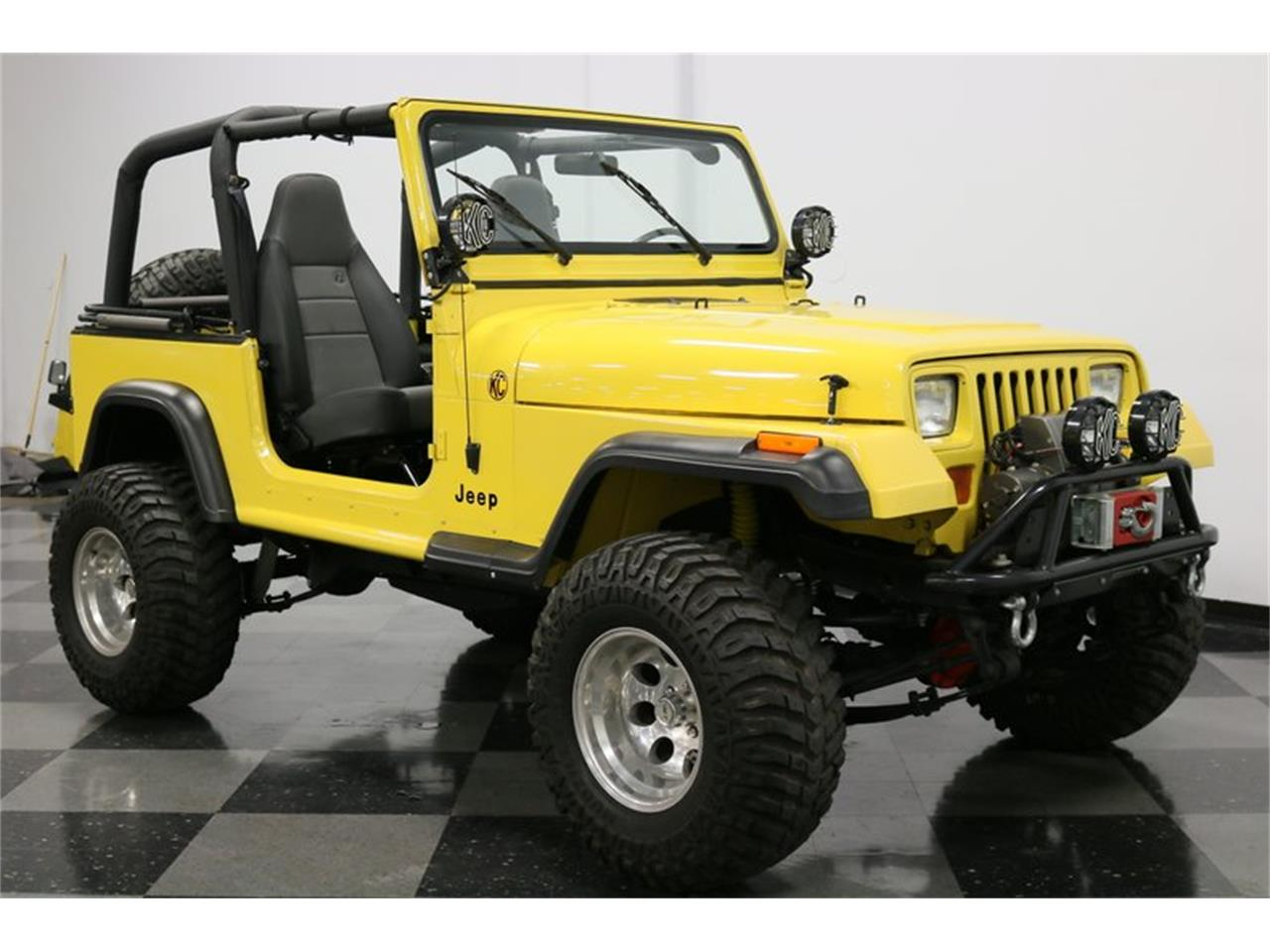 Large Picture of 1993 Jeep Wrangler located in Texas - $21,995.00 - P701