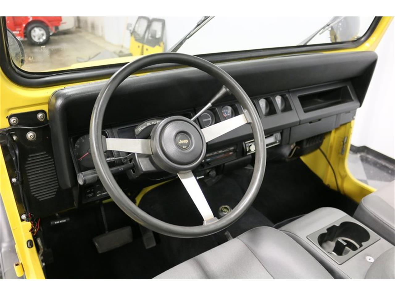 Large Picture of 1993 Wrangler located in Ft Worth Texas - $25,995.00 Offered by Streetside Classics - Dallas / Fort Worth - P701