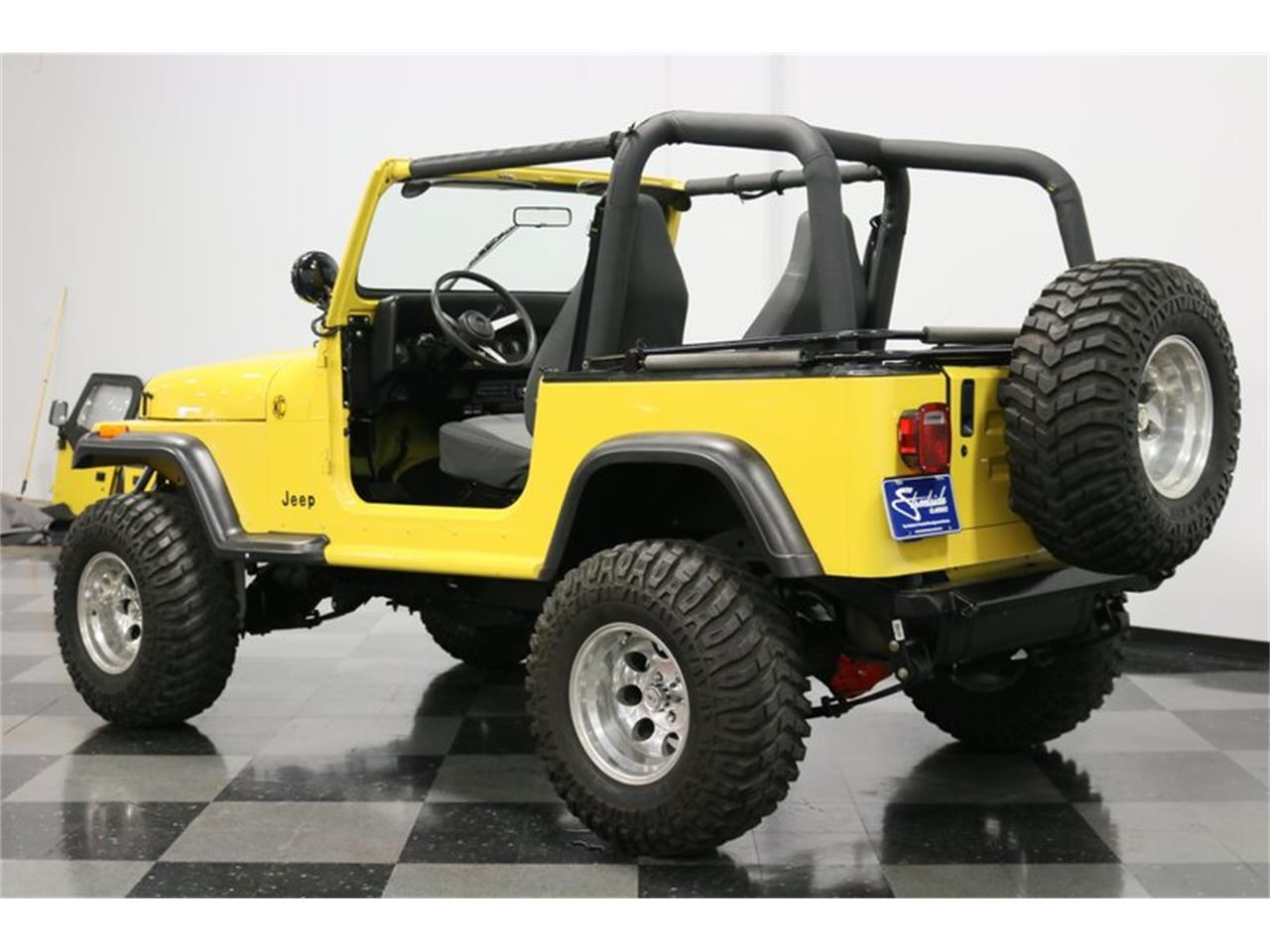 Large Picture of '93 Wrangler located in Ft Worth Texas - $21,995.00 - P701