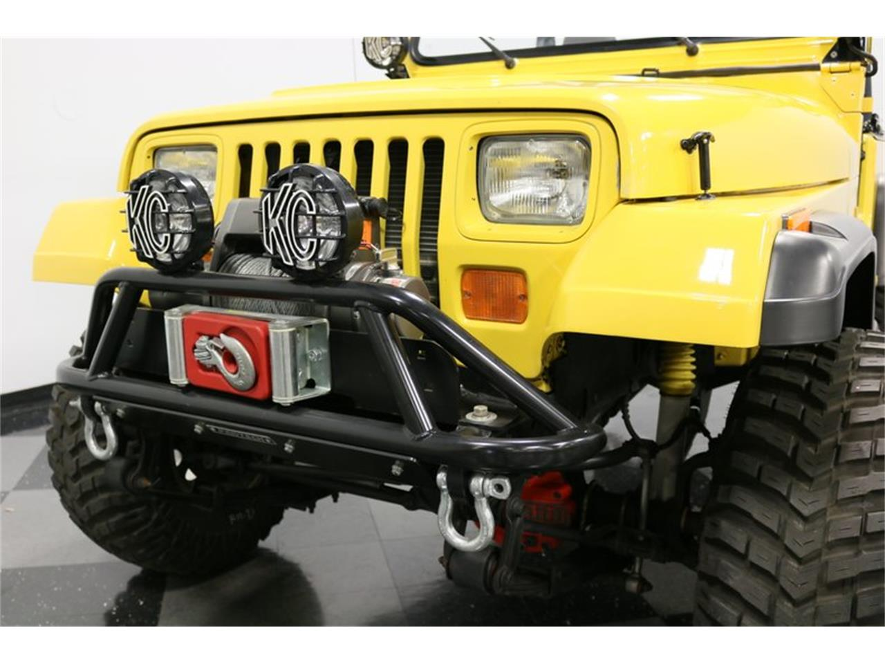 Large Picture of 1993 Wrangler - P701