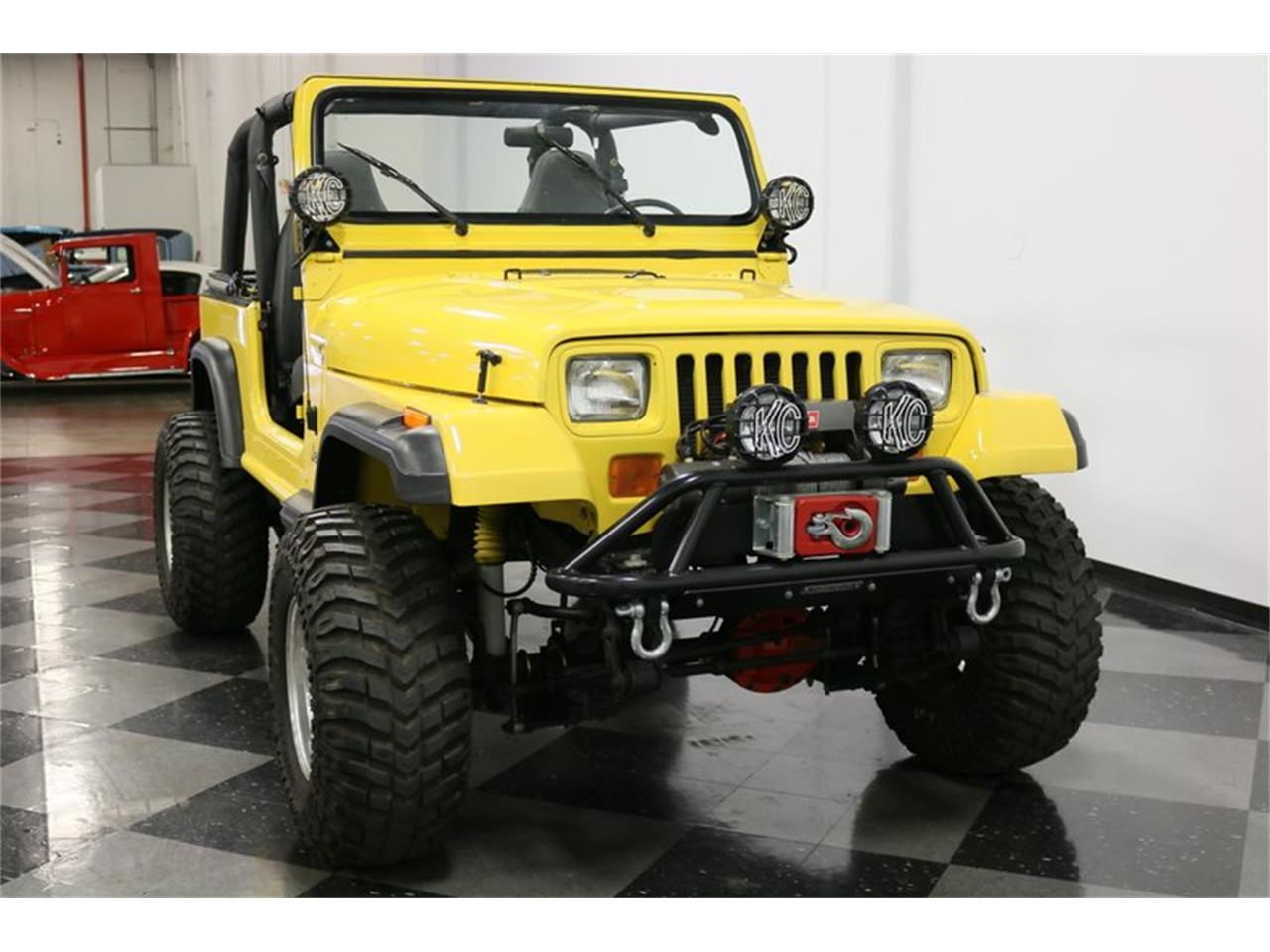 Large Picture of 1993 Wrangler located in Ft Worth Texas - P701