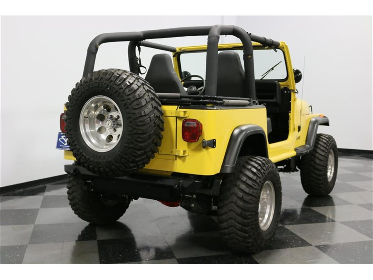 Large Picture of 1993 Jeep Wrangler located in Ft Worth Texas - $21,995.00 - P701