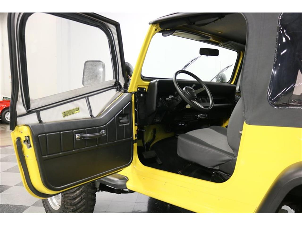 Large Picture of 1993 Jeep Wrangler located in Ft Worth Texas - $25,995.00 - P701