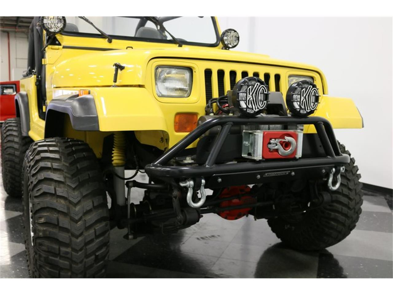 Large Picture of '93 Jeep Wrangler located in Texas - $25,995.00 Offered by Streetside Classics - Dallas / Fort Worth - P701
