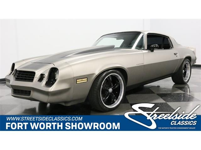 Picture of 1978 Camaro located in Ft Worth Texas - $18,995.00 Offered by  - P706