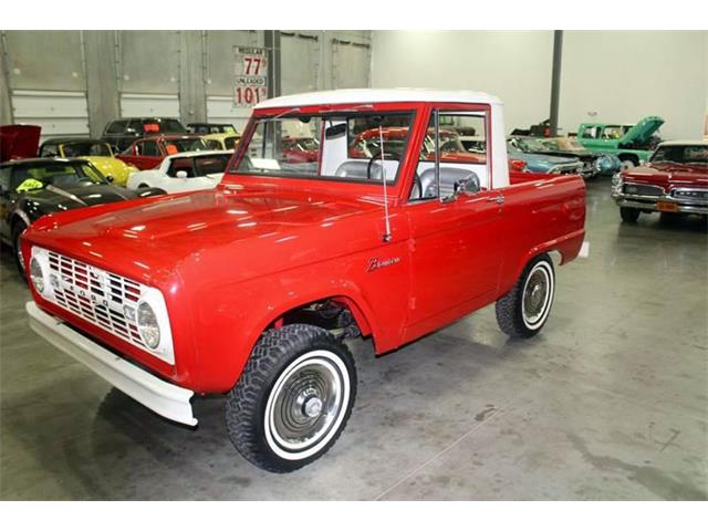 ford bronco  sale  classiccarscom