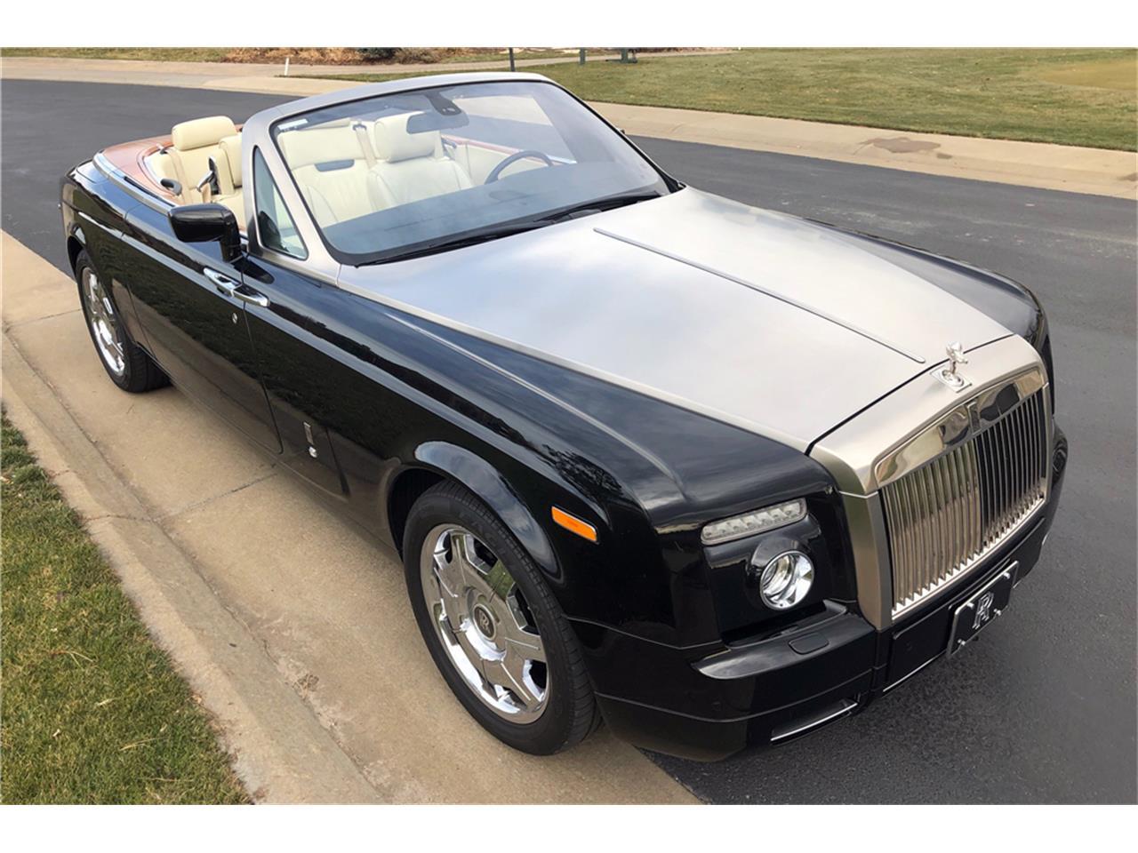 2008 Rolls-Royce Phantom for Sale | ClassicCars.com | CC ...