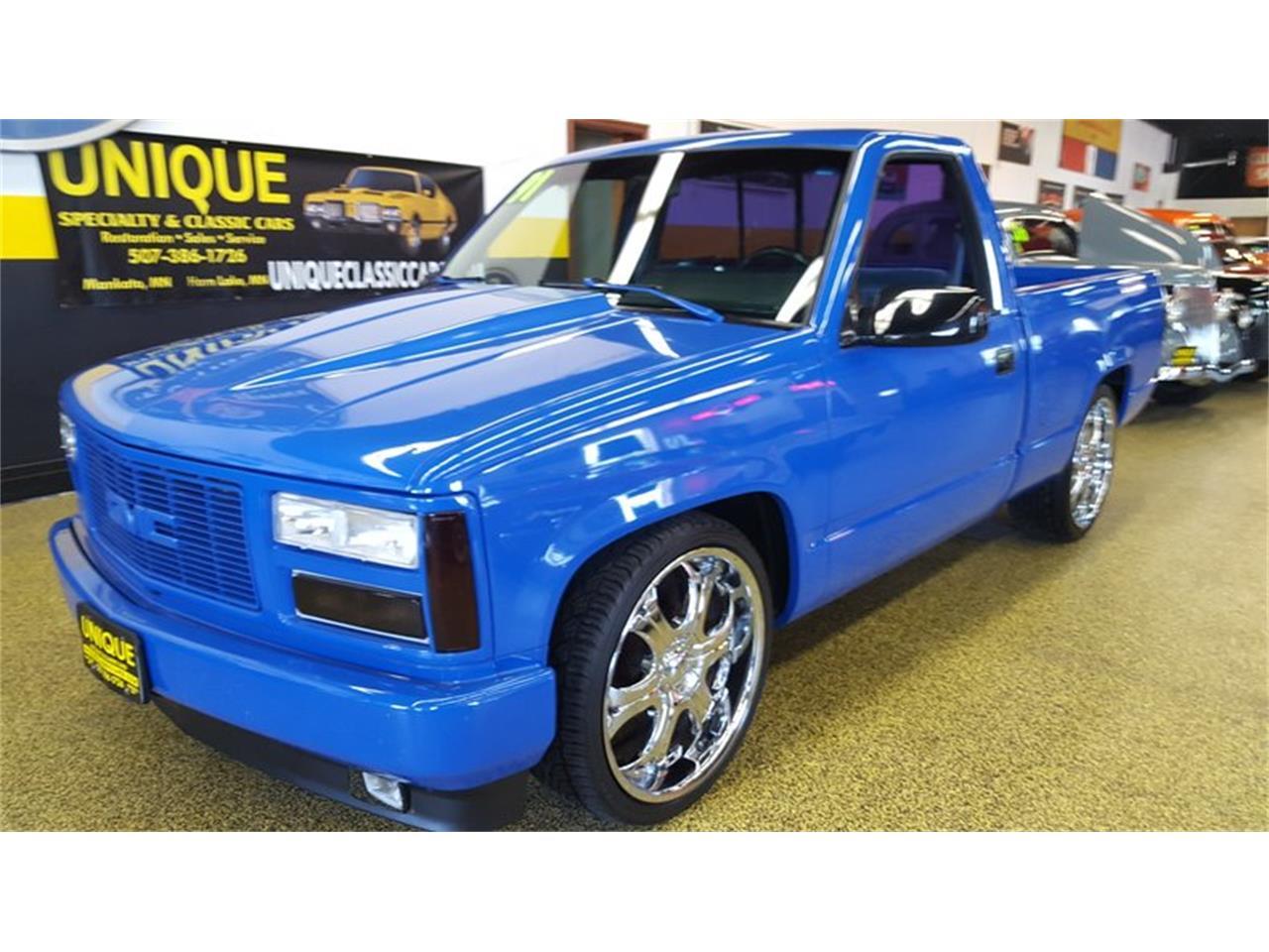 1991 Gmc Sierra >> For Sale 1991 Gmc Sierra In Mankato Minnesota