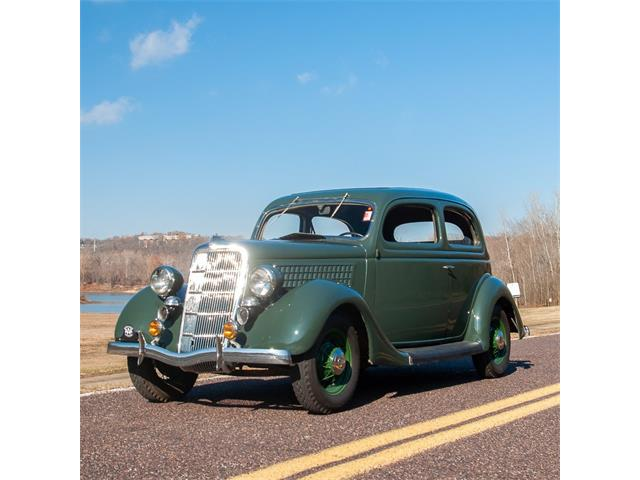 Picture of '35 Ford Model 48 located in St. Louis Missouri - $21,900.00 - P737
