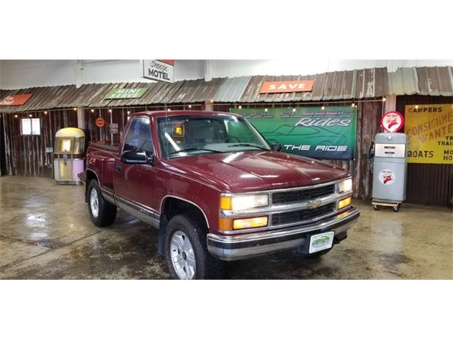 Picture of '96 C/K 1500 - P740
