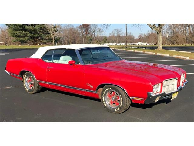 Picture of '71 Cutlass - P742