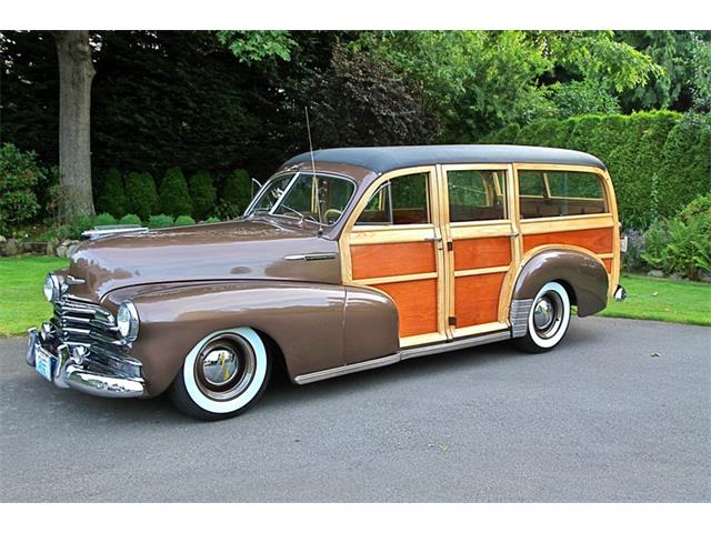 Picture of Classic 1947 Fleetmaster located in Washington Offered by  - P748