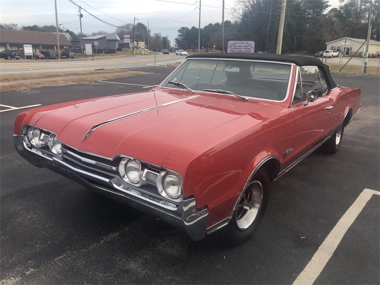 Large Picture of Classic 1967 Cutlass Supreme - $29,500.00 - P75I