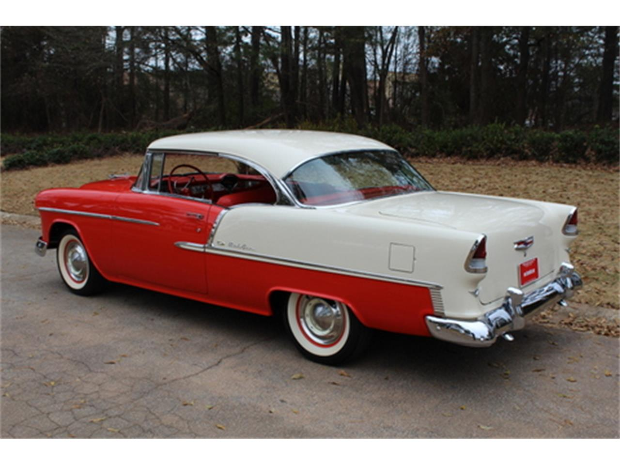 Large Picture of '55 Bel Air - P75J