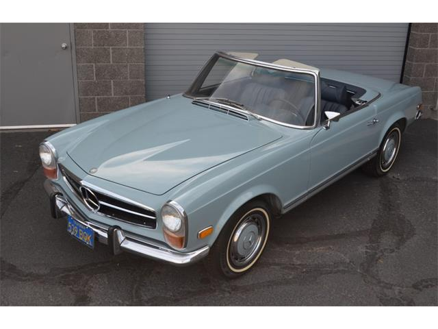 Picture of '70 SL-Class - P763