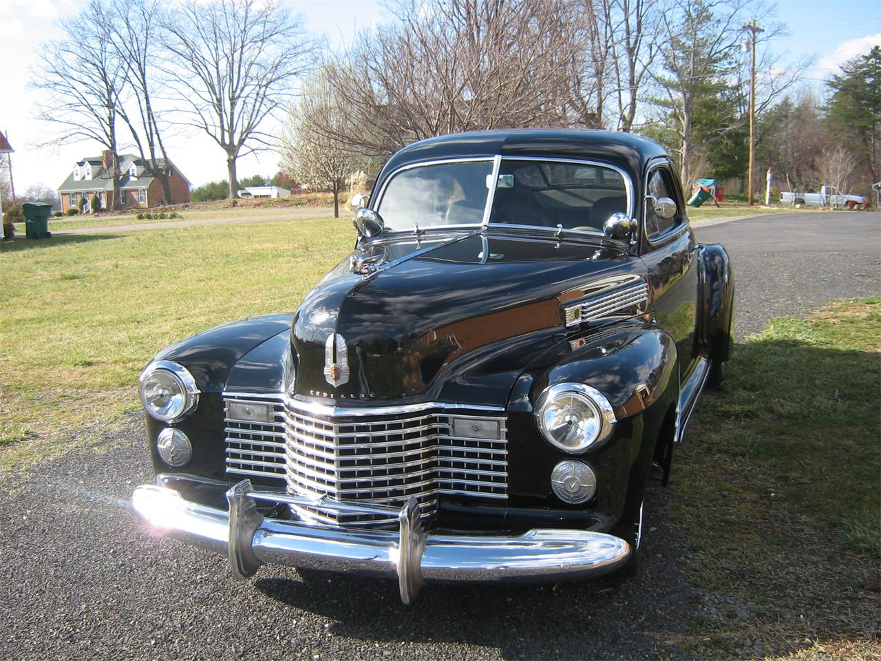 Large Picture of '41 2-Dr Coupe - P767