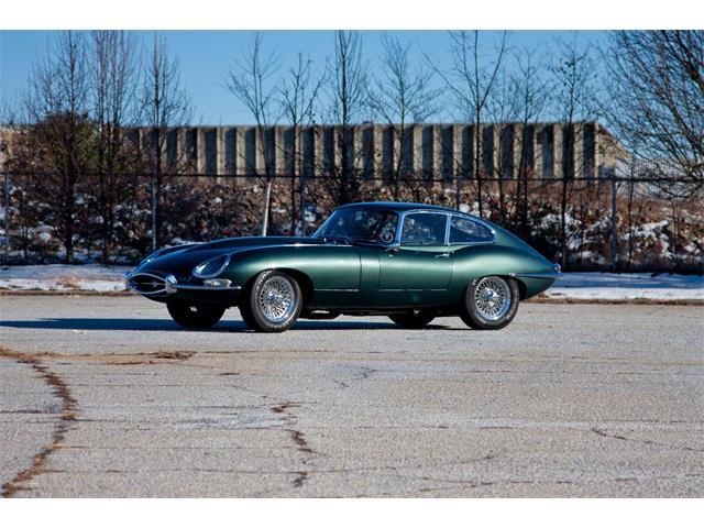 1965 Jaguar E-Type 4.2-Litre 'Series I'