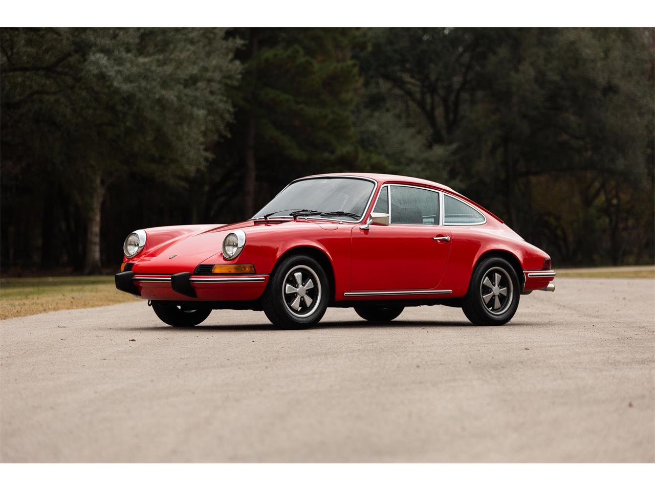 Large Picture of 1973 Porsche 911T 2.4L - P77U