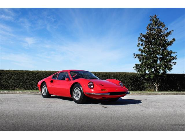 Picture of '69 Dino 206 GT - P77X