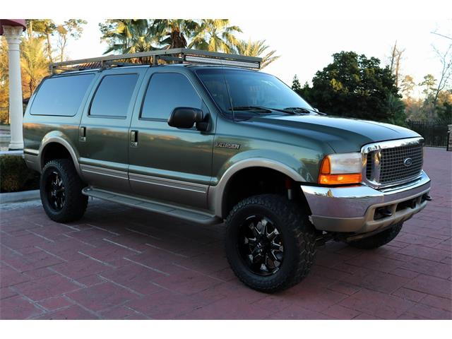 Picture of '00 Ford Excursion located in Texas Offered by  - P78G