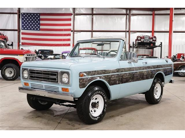 classic international for sale on classiccars 1959 International 2 Ton Truck 1977 international scout