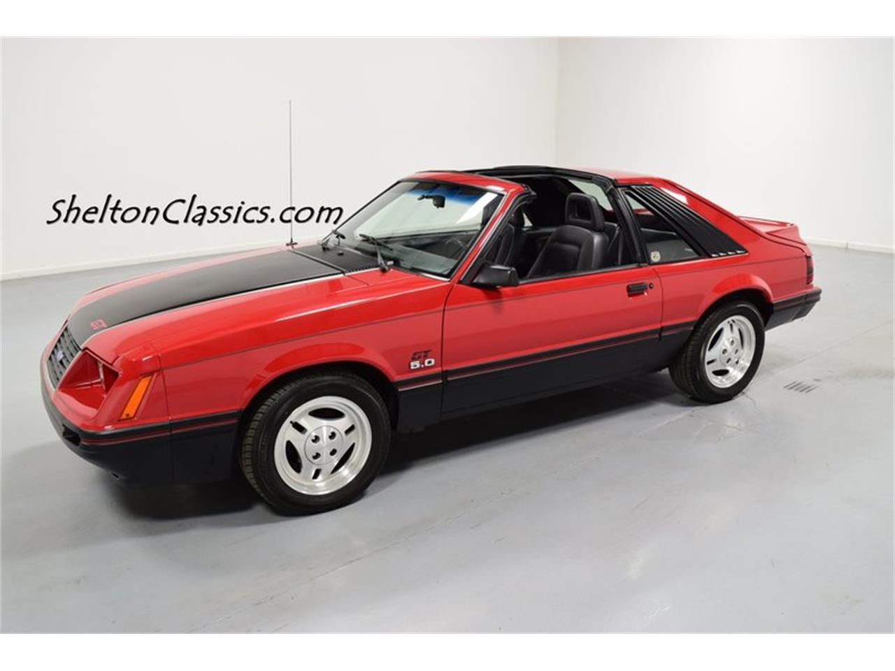 For Sale: 1984 Ford Mustang in Mooresville, North Carolina